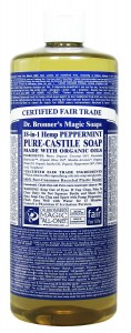 Dr Bronner Castile Biodegradable Soap