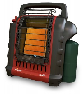 Mr. Heater Portable Buddy Propane Camping Heater