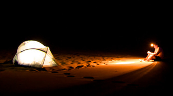 & Ideal Tent Lighting Ideas For When You Go Camping - Easier Camping