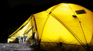 Tent lighting ideas camping