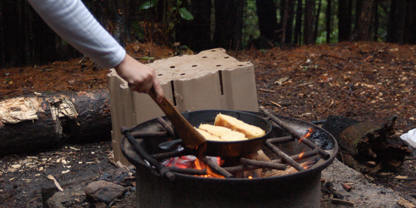 Clever Camping Recipes for Dinner at the Campsite