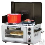 Coleman Outdoor Gear Camping Oven