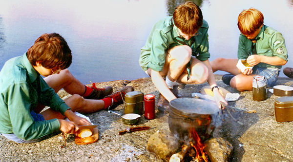 Interesting Food Packets For Camping