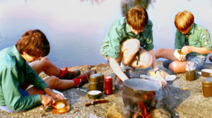 Ideas for food to take camping